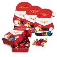 圣诞老人G Cube 巧克力松露礼盒 4件套