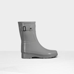 Hunter中筒雨靴