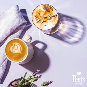 首单立享7折+每单免邮Peet's Coffee官网 袋装咖啡订阅服务,秋季特款口味上新