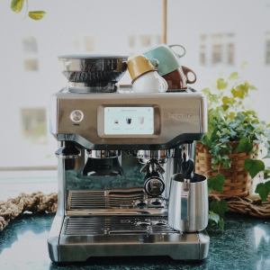 $2949 (原价$3599)意式咖啡情怀BREVILLE   全自动意式家用咖啡机