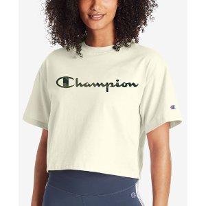 ChampionLogo Cropped T-Shirt