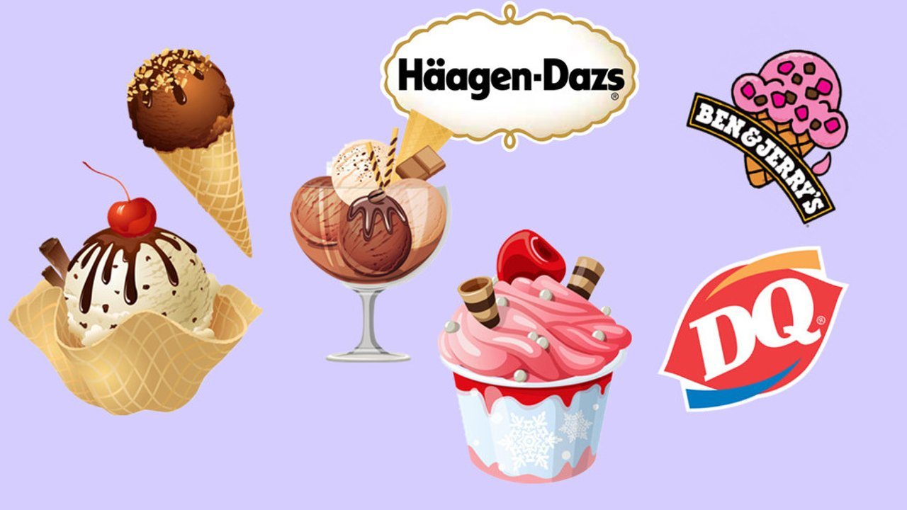 尝尝这些美国一定不能错过的这些冰激凌店!甜蜜在口融化在心!
