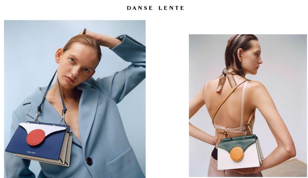 年中大促开打   想买DANSE LENTE Phoebe拼色包,这9家电商比价功课我帮你做好了!