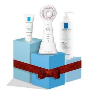 ClarisonicHydrating Skin Care Kit & Facial Cleansing Brush - Clarisonic