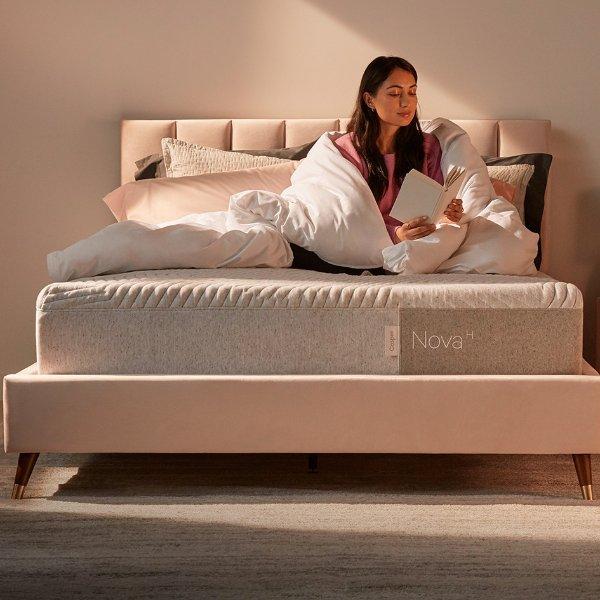 Nova Hybrid 床垫 Twin