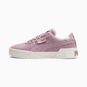 Puma香芋紫平底鞋