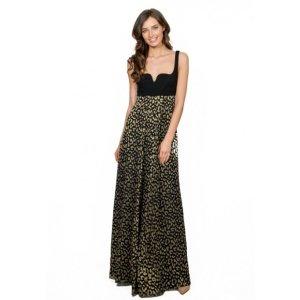 Diane von Furstenberg吊带长裙