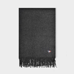 Maison Kitsune羊毛围巾