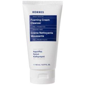 Korres希腊酸奶泡沫洁面 150ml