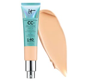 Your Skin But Better CC+ Cream Oil-Free Matte with SPF 40 - IT Cosmetics
