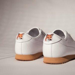 €129收联名款休闲鞋Puma x Maison Kitsuné首次时髦联名 美洲豹和小狐狸强强结合