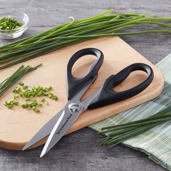 KitchenAid 多用途厨房剪刀 带刀片保护罩
