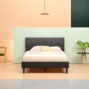 独家7折Zinus 精选床架促销 睡眠更安心