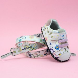 低至5折+额外7.5折独家:pediped 童鞋官网 全场热卖,上新妈咪包带、狗狗牵绳