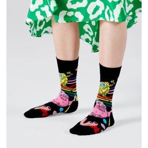 Happy Socks海绵宝宝长袜
