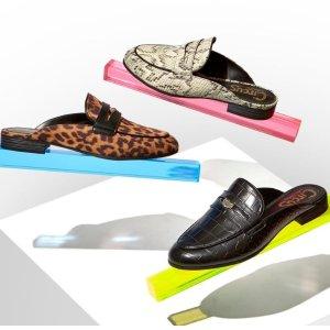 低至4折 超in铆钉穆勒鞋仅$29Hautelook 精选女士穆勒鞋、乐福鞋专场特卖 收Gucci平价替代款