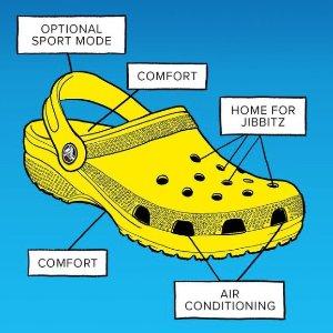 4.3折起!£10就收Crocs 洞洞鞋震撼超低价!收高颜值凉鞋&拖鞋
