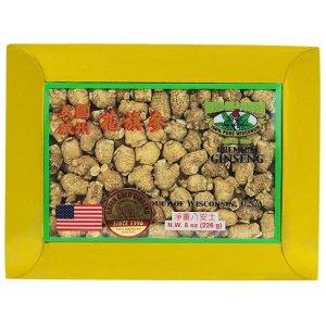 American Ginseng Bullet Small 8oz box