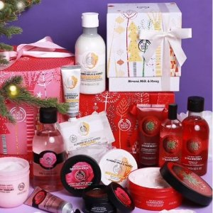 Up to 75% OffHundreds of Items @ The Body Shop