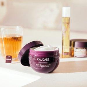 上新新品上市:Caudalie 提拉紧致身体乳