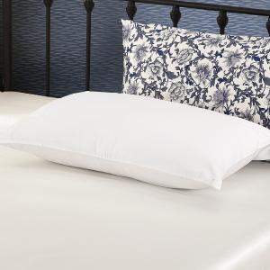 闪购 $19.19(原价$23.19)LilySilk  真丝+纯棉标准尺寸枕套
