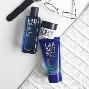 $60+ Get 30% OFF Lab Series Men's Skin Care Sale