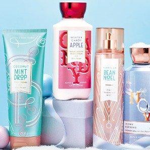 20% Off + Buy 3 Get 3 FreeSItewide @ Bath & Body Works