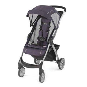 $75Chicco Mini Bravo Lightweight Stroller, Mulberry