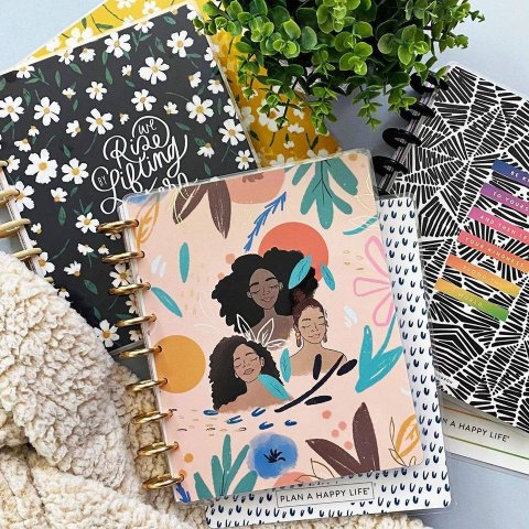 15% off any order of $30+Dealmoon Exclusive: The Happy Planner Buy More Save More
