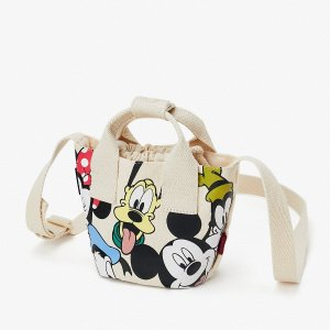 Zara X 迪士尼卡通包包鞋靴热卖 小飞象、米老鼠齐聚一堂