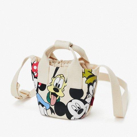 Zara X 迪士尼卡通包包鞋靴热卖