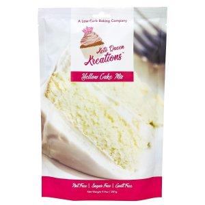 生酮蛋糕粉 281g
