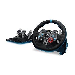 $199Logitech G29 & G920 Racing Wheel w/ Pedals