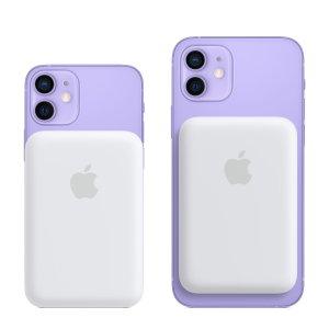 $99, iPhone 12 全系列通用上新:Apple MagSafe 磁吸式智能移动电源, 12期免息+3%返现
