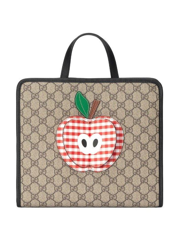 苹果托特包