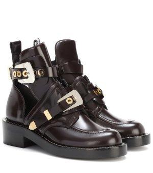 Balenciaga 机车靴