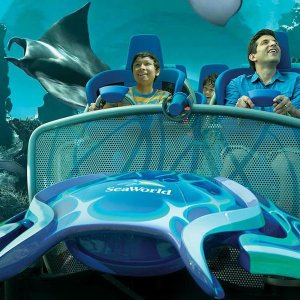 Save $15Save $15 at various theme parks @Seaworld