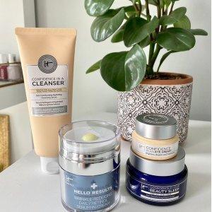 低至6折!€37收抗衰晚霜IT Cosmetics 美国开价彩妆护肤 不会对皮肤造成伤害的化妆品