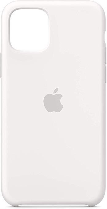 iPhone11 Pro 官方硅胶壳 白色