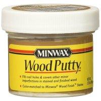 Minwax 木料修补神器