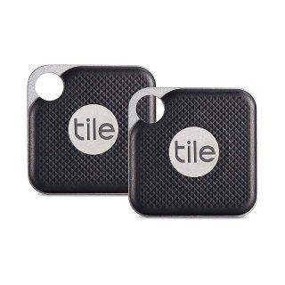 $33.24Tile Pro  物品追踪器 2个装 可更换电池