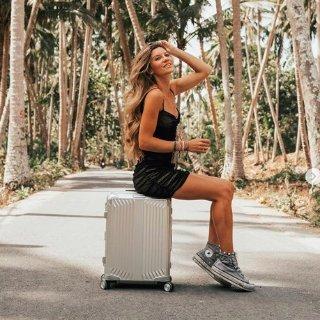 低至4折 $151入Octolite硬壳箱最后一天:Samsonite 新秀丽好看又抗摔的行李箱热卖 飞机党必备