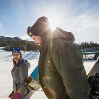 As Low as $531Rocky Mountain 7-Day Tour Including Aurora Viwing and Skiing