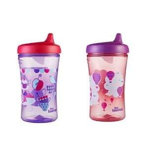 First Essentials by NUK Hard Spout Sippy Cup, 10oz, 2 Pack