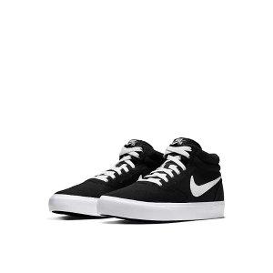 NikeBLACK NIKE Mens Sb Charge High Top Sneaker