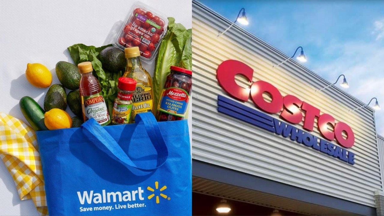 Walmart  对比 Costco 哪张信用卡更好使?
