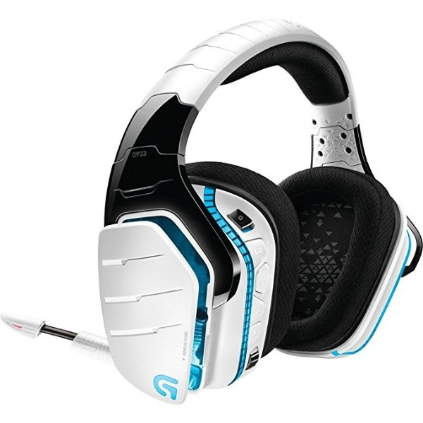 G933 Artemis Spectrum 无线7.1 RGB幻彩电竞耳机