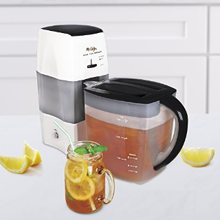 $19.94 销量冠军Mr. Coffee 智能冰茶饮制作机 2色可选