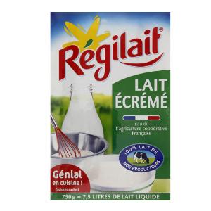 脱脂奶粉 750g=7.5L