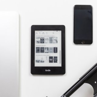 不再是泡面盖 解锁Kindle终极形态Kindle的正确使用姿势 中英书籍漫画一手掌握